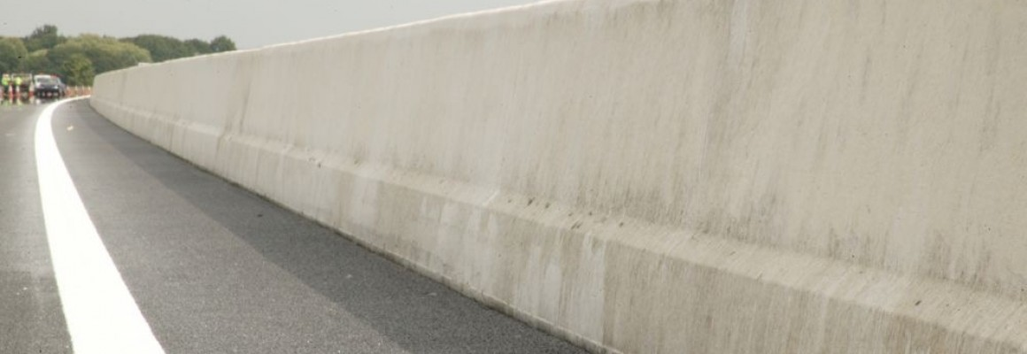 Highways Agency issues decision on in-situ concrete barriers (IAN 186/15)