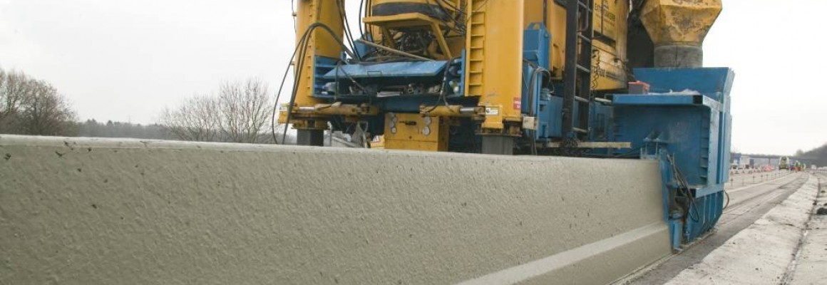 European Commission rules on the CE marking of in situ concrete barriers