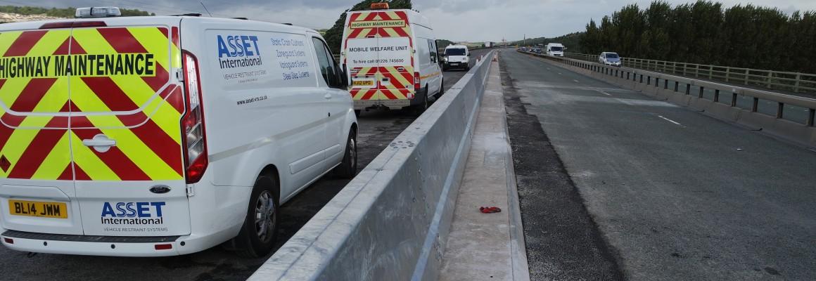 Asset International completes Tinsley Viaduct, M1 Sheffield